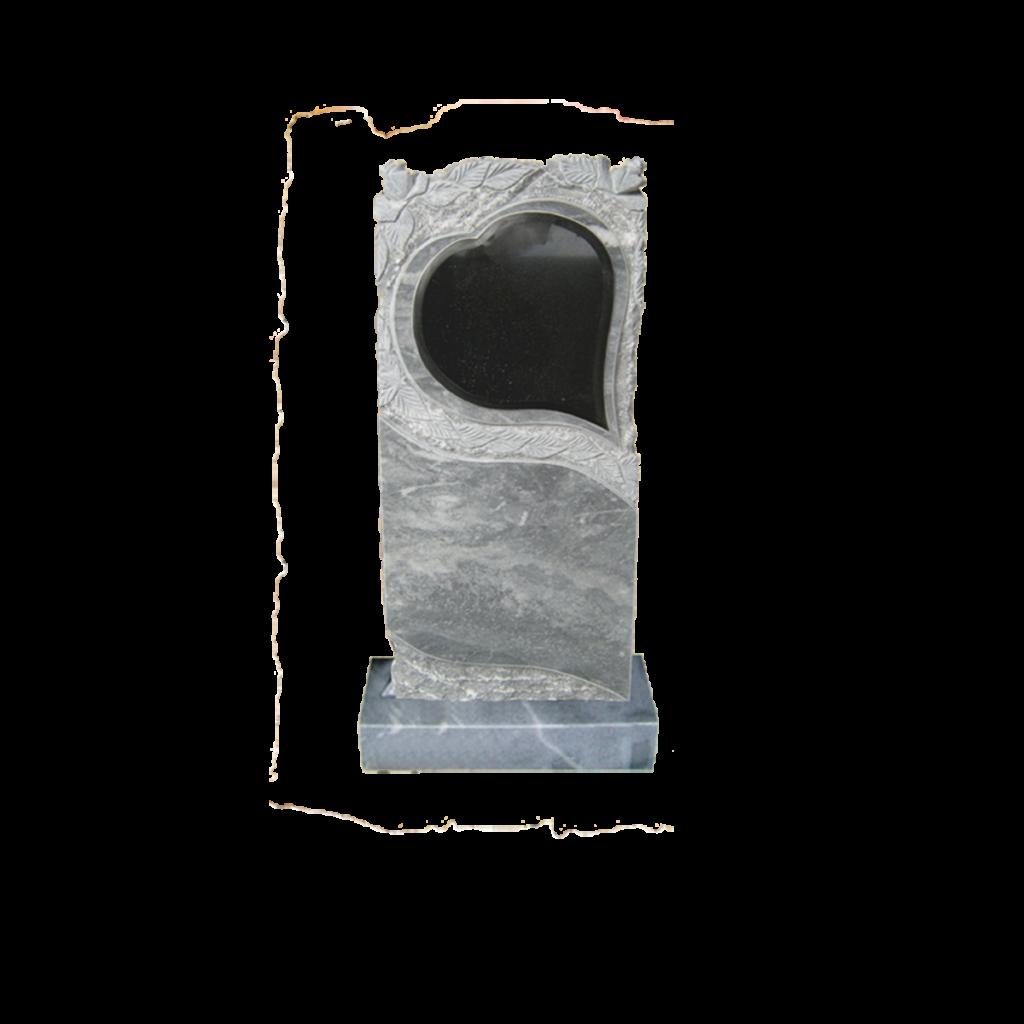 Витринный образец памятника из гранита и мрамора в Севастополе и Крыму