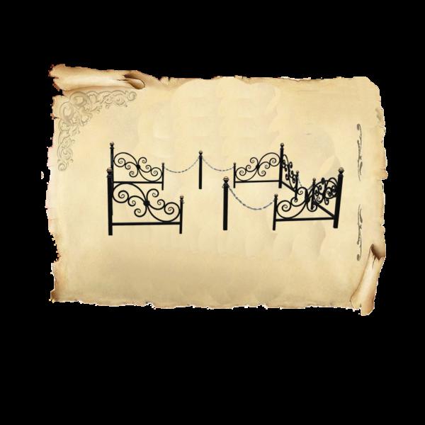 Кованные ограды на могилу