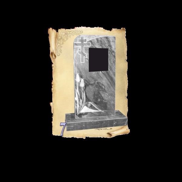 Памятник мрамор №7